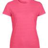 Ladies customizable t-shirt