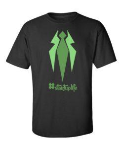 Startup Life Mens T-Shirt - Black