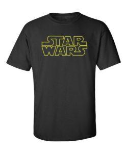 starwars black tshirt