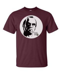 GTA V Mens T-Shirt Maroon