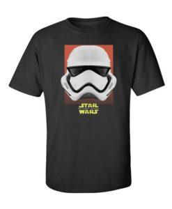 Star Wars Force Awakens Storm Troopers Mens T-Shirt Black
