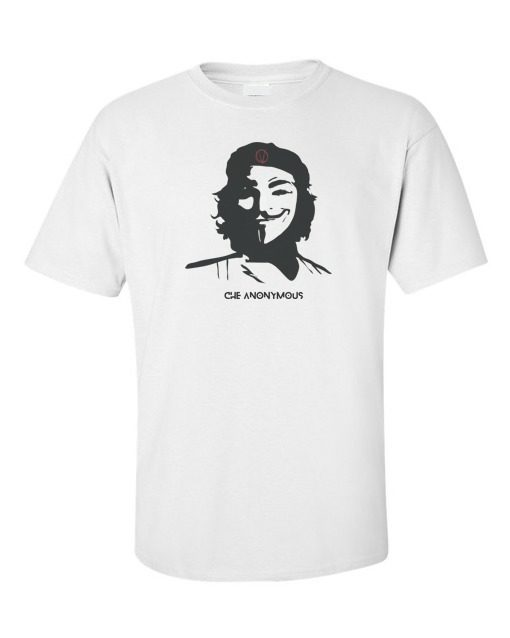 Che Anonymous T-Shirt White