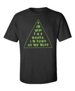 Bon Iver T-Shirts Black