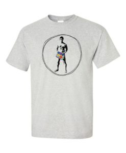 PK Movie T-Shirt Gray