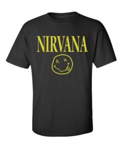 NIRVANA T-Shirt Black