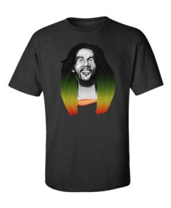 Bob Marley T-Shirt Black