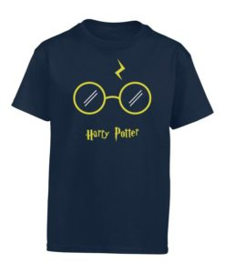 Harry Potter Scar Specs NavyBlue
