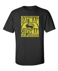 Batman V Superman Gotham Krypton Black