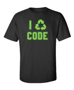 Software Engg Recycle Black