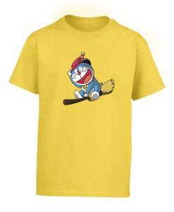 Doraemon Flying Kids Yellow