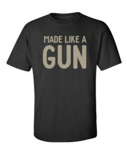 Enfield Made Like A Gun Black