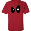 Funky Deadpool Cherry Red