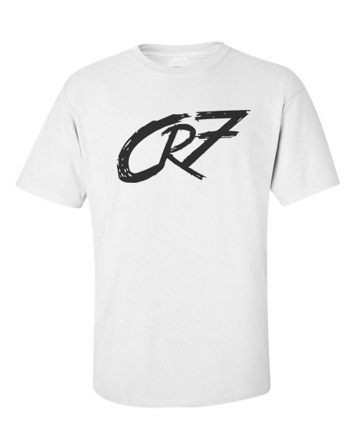 Football CR7 White