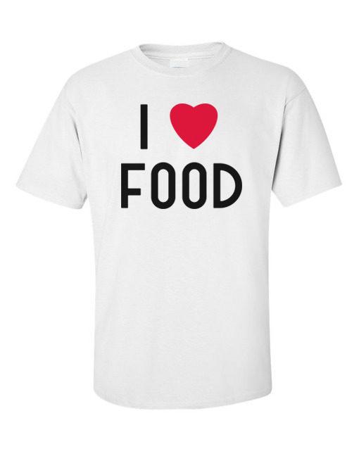 love food white