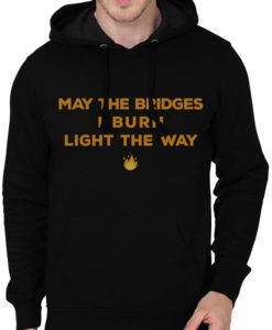 burn bridges black