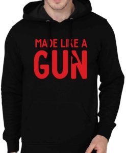 Made Like A Gun Black