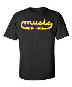 Music Wires Black
