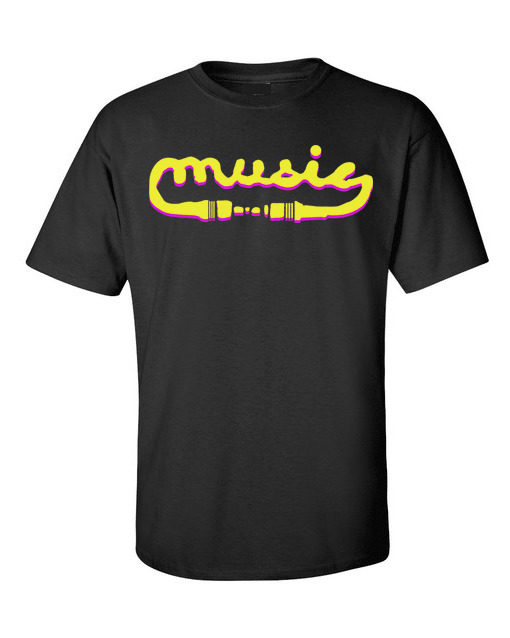 Music Wires Black