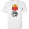 fries guys white