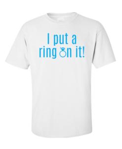 Put a ring White