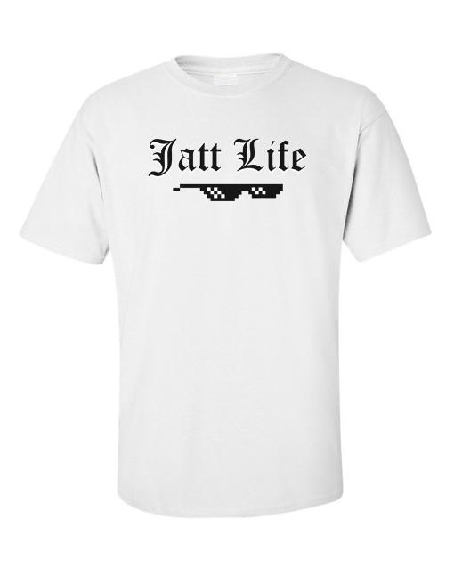 jatt life white