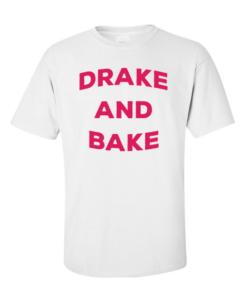 drake bake white