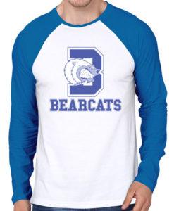 raglan bear cats mascot
