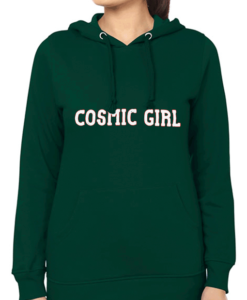 cosmic girl olive green