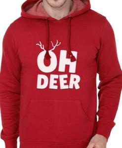 oh deer red