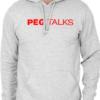 peg talks gray
