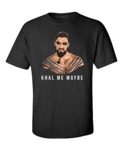 khal me black