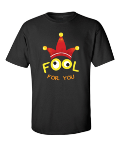 fool for you black