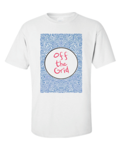 off the grid white