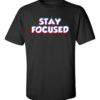 stay focused black