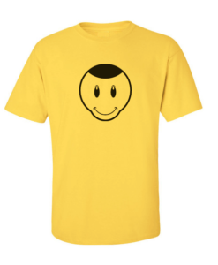 happy smile yellow