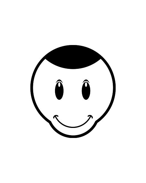 happy smiley product
