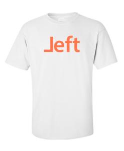 left white