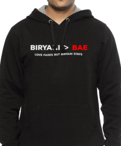 biryani bae black