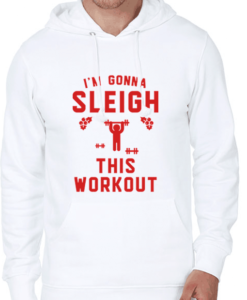 workout sleigh white