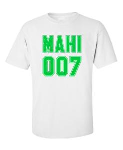 mahi 007 white