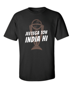 jeetega india black