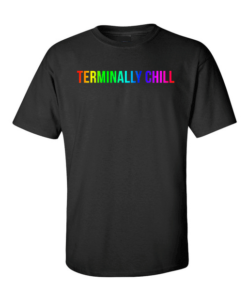 terminally chill black