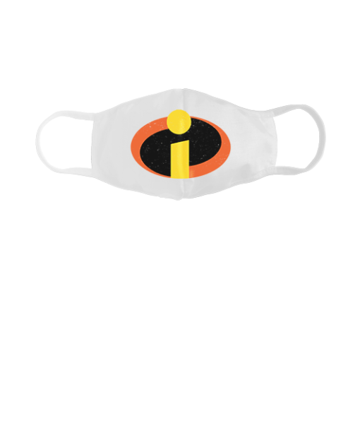 the incredibles white mask